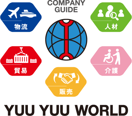 YUUYUU WORLD